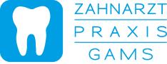 Zahnarzt Praxis Gams Logo